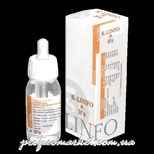 Противоотечное средство Simildiet Slimming K-Linfo & B's
