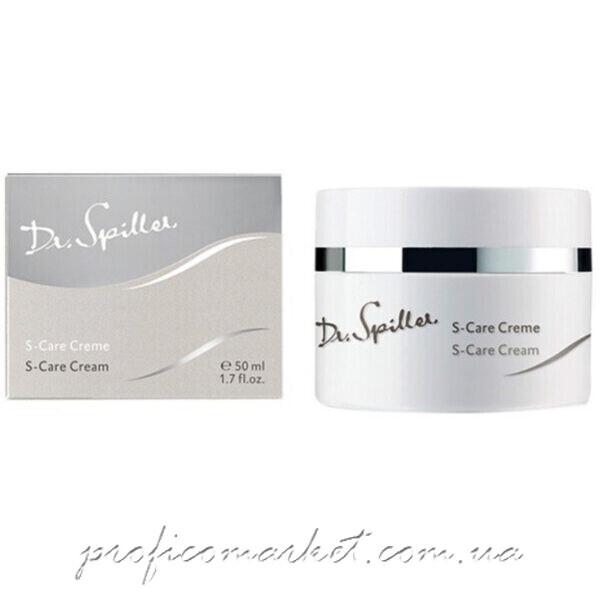 Dr. Spiller - Крем для лечения шрамов и рубцов 50мл Special Line S-Care Cream