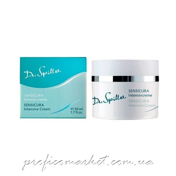 Интенсивный крем для чувствительной кожи Dr. Spiller SENSICURA Intensive Cream