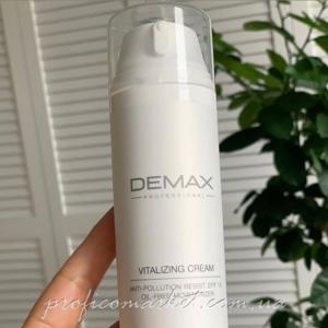 Крем виталайзер 15 DEMAX Vitalizing Cream OIL-FREE SPF15 250мл