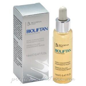 Антивозрастной концентрат-миорелаксант Biogena BIOLIFTAN Bioliftan concentrate
