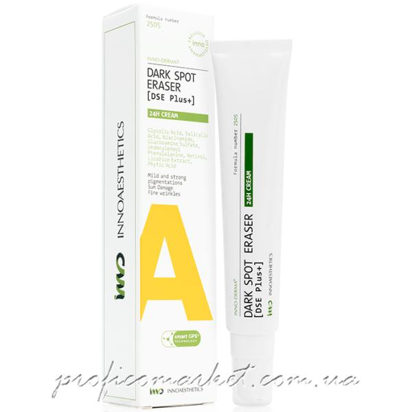 Крем для выравнивания цвета лица Innoaesthetics Inno-Derma Dark Spot Eraser 24H