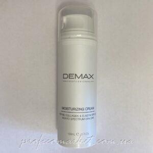 Увлажняющий дневной крем с коллагеном и эластином SPF 25 DEMAX Moisturizing Cream With Collagen and Elastin 150мл