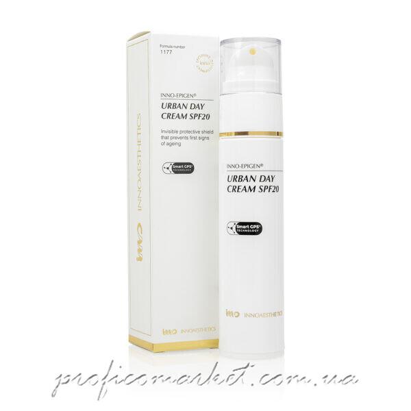 Дневной защитный крем для лица Innoaesthetics Inno-Derma Epigen Urban Day Cream SPF 20
