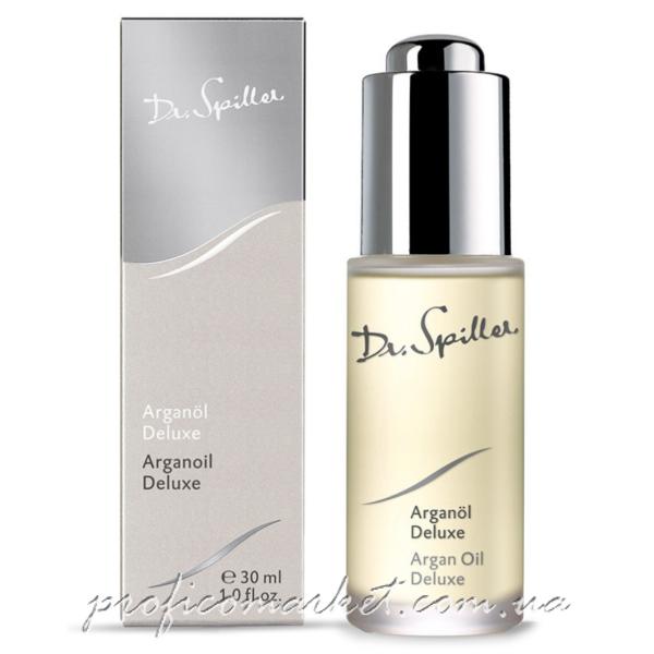 Аргановое масло для лица Dr. Spiller Arganoil Deluxe