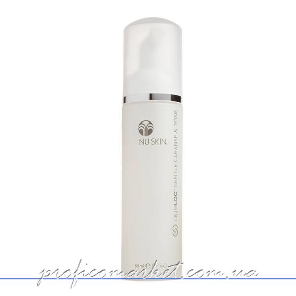 Антивозрастная очищающая пенка-тоник Nu Skin ageLOC Gentle Cleanse & Tone