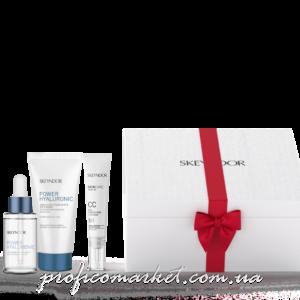 Подарочный набор 100% увлажнения для нормальной и комбинированной кожи Skeyndor POWER HYALURONIC