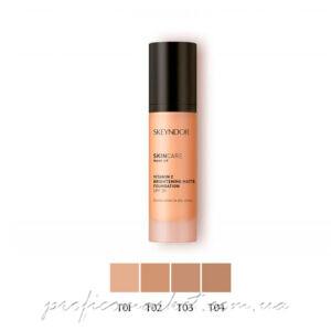 Увлажняющая основа с Витамином С тон 01 Skeyndor Skincare Make Up Vitamin C Hydra Comfort Foundation