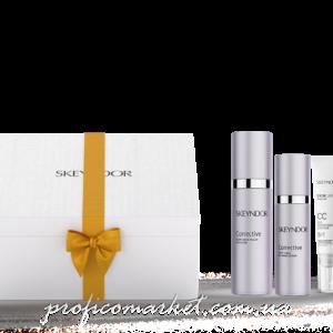 Подарочный набор Магическое преображение для нормальной и комбинированной кожи Skeyndor CORRECTIVE kit