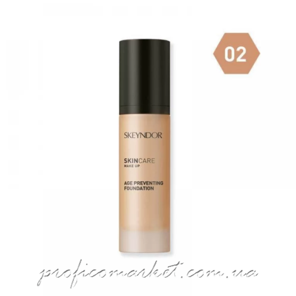 Антивозрастная тональная основа для макияжа - Skeyndor Age Preventing Foundation