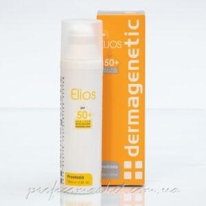 Солнцезащитный крем 3в1 защита SPF50 Dermagenetic Elios SPF 50 3in1