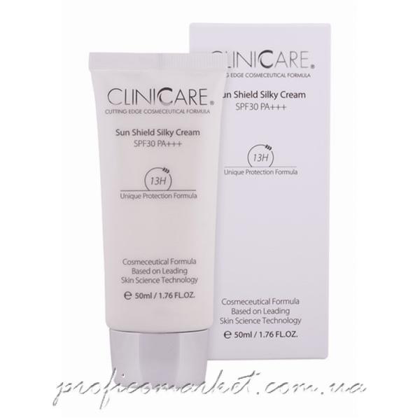 ClinicCare Sun Shield Silky Cream