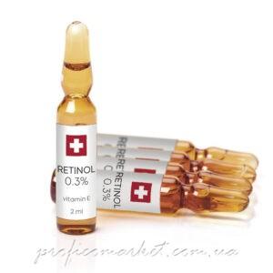Активный ампульный концентрат с инкапсулированным ретинолом Tete Cosmeceutical Retinol